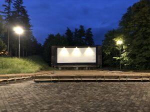 Letní Letní kino Širák - Hradec Královékino Širák - Hradec Králové