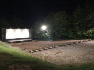 Letní kino Širák - Hradec Králové