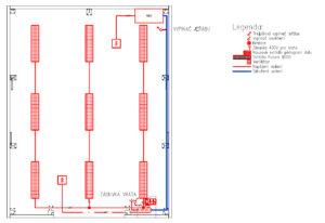 Projekty elektrických zařízení
